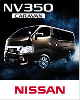 NISSAN NV350 CARAVAN