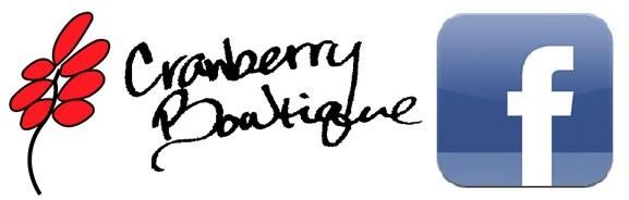 Cranberry Bowtique Official Facebook Page