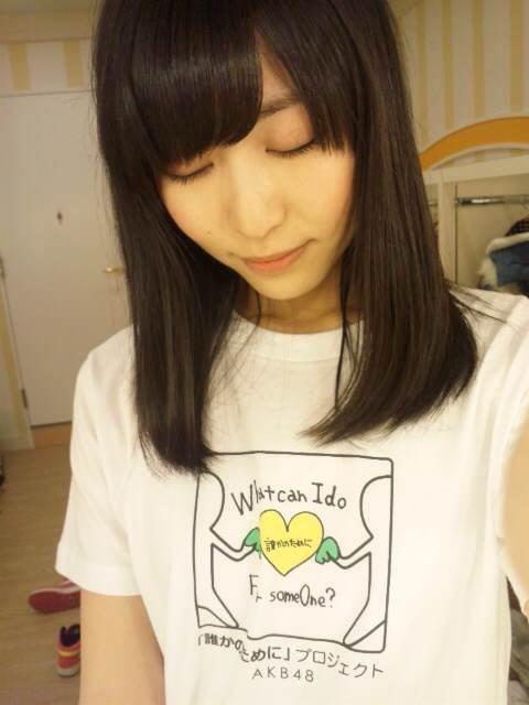 SKE48の画像「掌が語ること*向田茉夏」