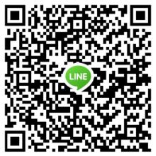 GARDEN CHANNEL · LINE QRコード