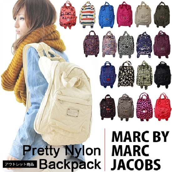 MARC BY MARC JACOBS/マークバイマークジェイコブス リュック バッグ 大人気☆
