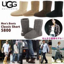UGG Australia(アグ オーストラリア) MENS CLASSIC SHORT / メンズ クラシックショート