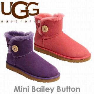 UGG Australia(アグオーストラリア)Bailey Button Mini ベイリーボタンミニ