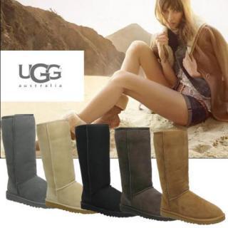 UGG Australia(アグオーストラリア)Classic Tall Boots クラシックトールブーツ