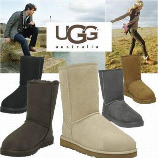 UGG Australia(アグオーストラリア)Classic Short Boots クラシックショートブーツ