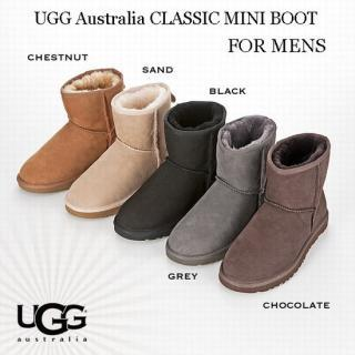 UGG Australia(アグ オーストラリア) MENS CLASSIC MINI / メンズ クラシックミニ