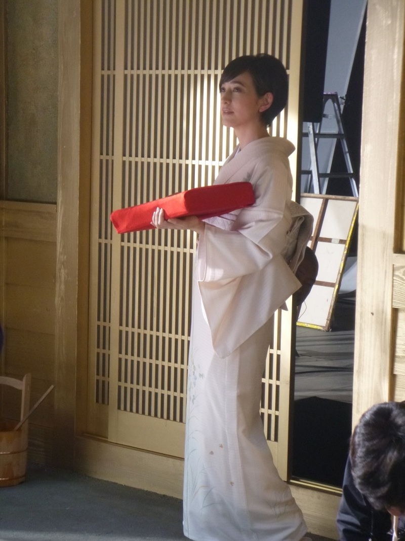滝川クリステル髪型 エビス