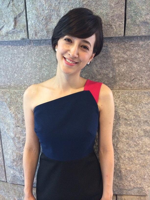 滝川クリステル髪型 ゲーテ