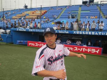 つば九郎の画像