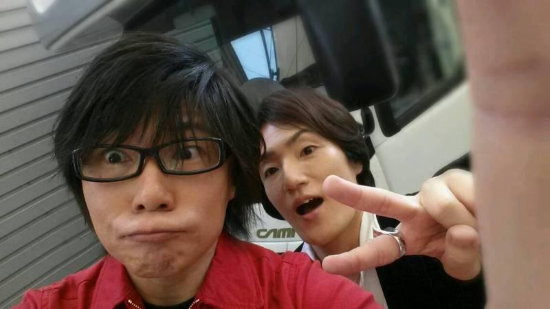 森川智之の画像「TVKバラエティ新番組「森川さんのはっぴーぼーらっきー!!」」