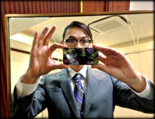 ミッツ・マングローブの画像「ハロウィ~ンに動転した男」