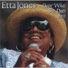 Etta Jones(Orange Colored Sky)