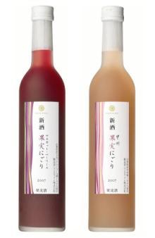 「マンズワイン新酒2007」