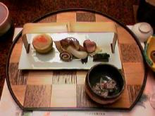 嵐渓荘(食事)