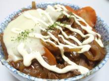 デミグラステーキ丼12