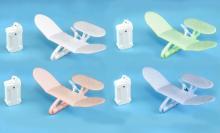 屋内向け模型飛行機「オートフライト」