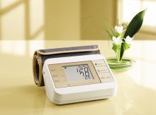 「テルモ電子血圧計P321」