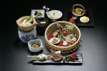 「銀座 大志満」コース料理
