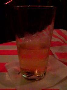 飲みかけビール