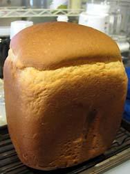 食パン失敗の巻