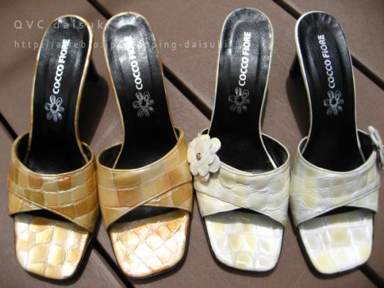 コッコフィオーレ 靴
