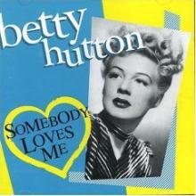 Betty Hutton(Orange Colored Sky)