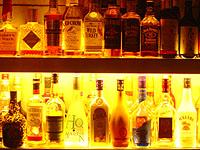 シナトラ バー 酒類