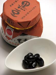 京・丹波ぶどう黒豆