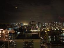 シェラトンレストラン夜景