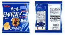 「サッカー日本代表チームチップス2007年版」