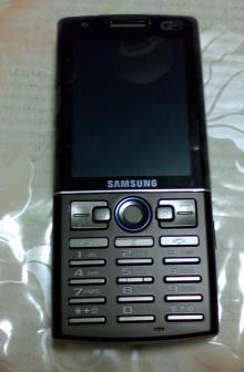 SGH-i550W本体