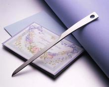 「チタンペーパーナイフ」