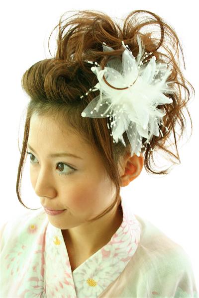 成人式 髪型 成人式 髪型 小顔 : ... ヘアスタイル 2014成人式向け