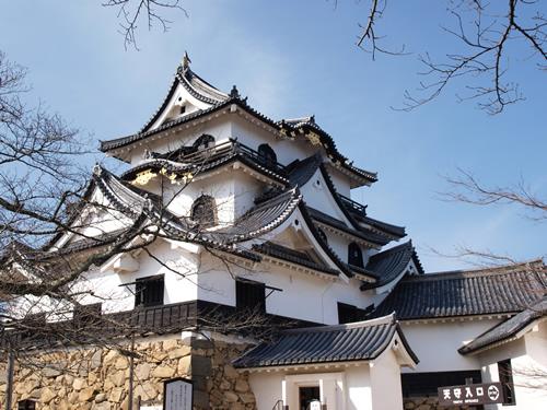 お城部ログ ~お城を攻めるお城部メンバーのブログ ~-彦根城