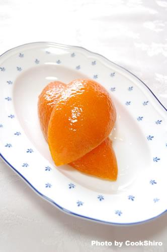 コックしろのおうちで簡単ビストロレシピ-オレンジピール