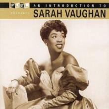 Sarah Vaughan(All of Me)