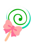 不思議なピクミー スタッフブログ-くるくるキャンディ