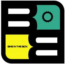 BIKE in the box(バイクインザボックス)熊本のピストバイクショップ-bike in the boxロゴ