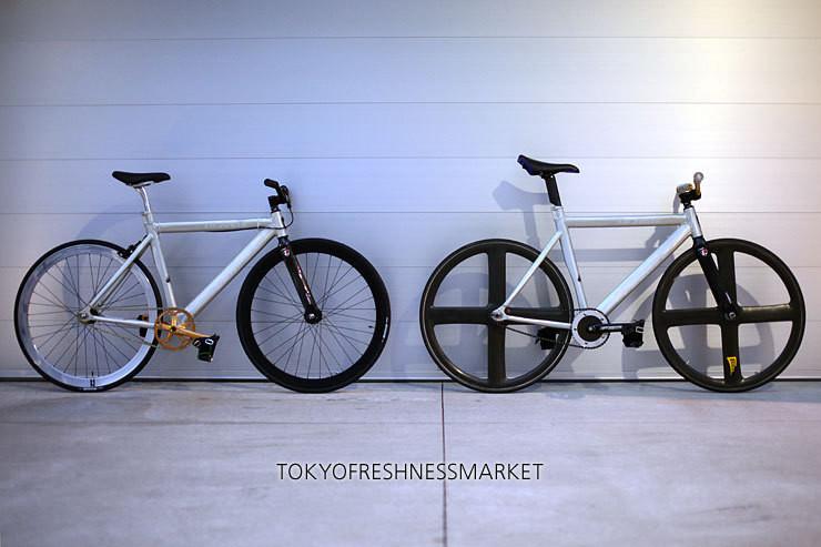 + TOKYO FRESHNESS MARKET +-LEADER BIKE 725TR BLACK 1
