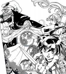 漫画イラストの描き方実践指導 | 漫画の学校「日本マンガ塾」のブログ-20110225-01