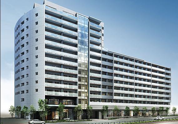 $渋谷にある不動産屋,高級賃貸-パークハビオ
