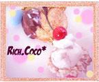 http://ameblo.jp/richcoco-1023/