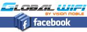 ビジョンモバイル グローバルWiFi facebookページ