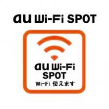 Wi-Fi使えます