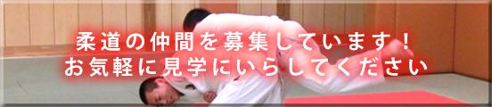 美郷町柔道スポーツ少年団募集中