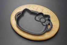ハローキティダイカットステーキ皿