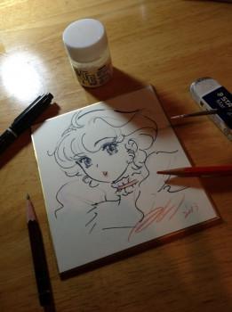 高田明美の画像
