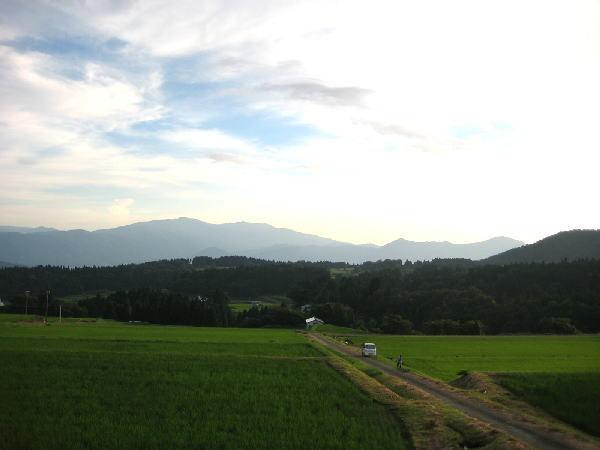 六呂師高原